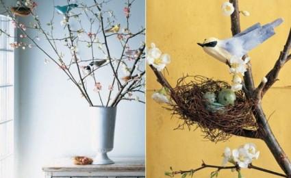 3 cách cắm nụ tầm xuân trang trí nhà ngày Tết đến