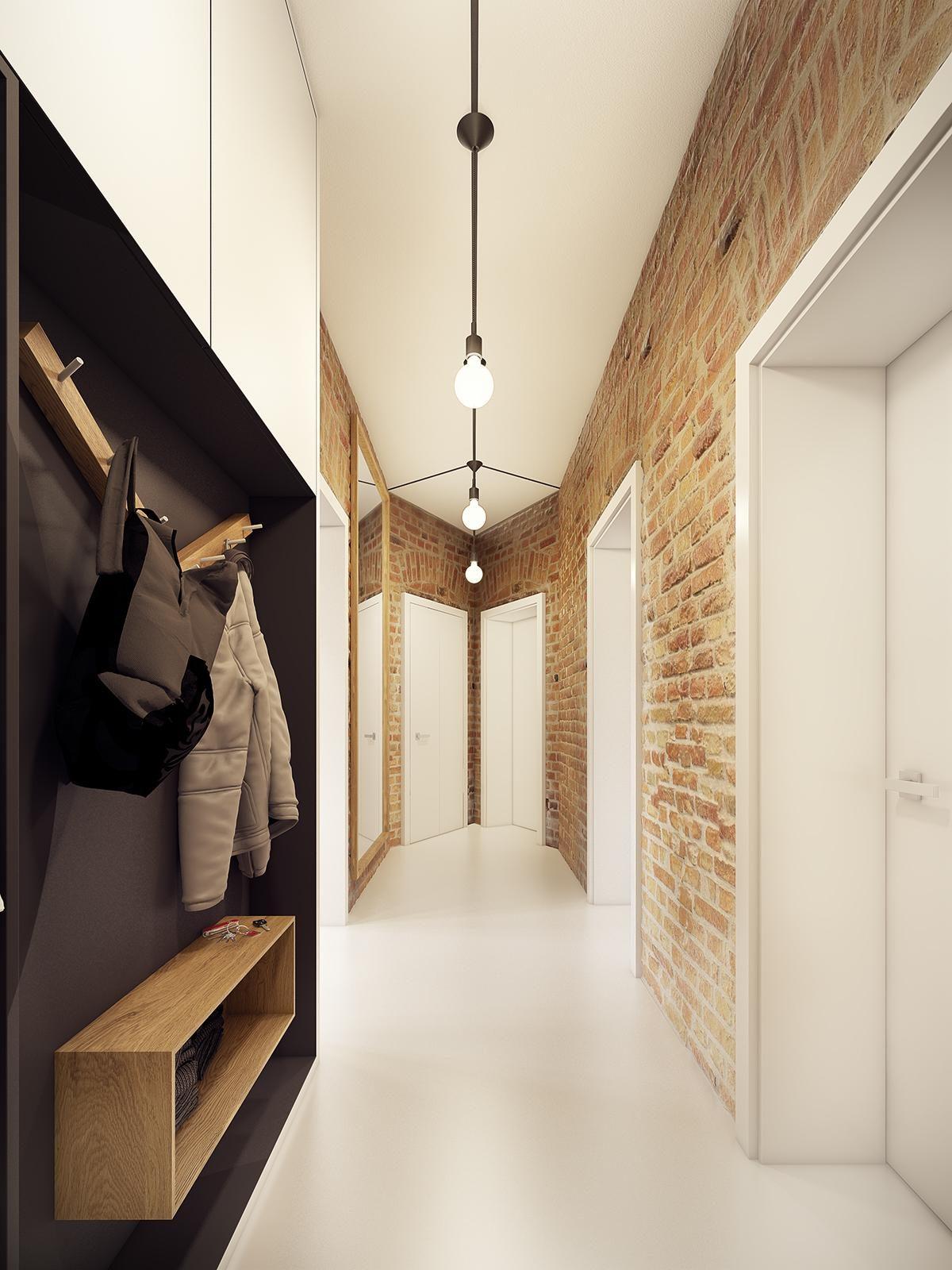stunning-angled-hallway