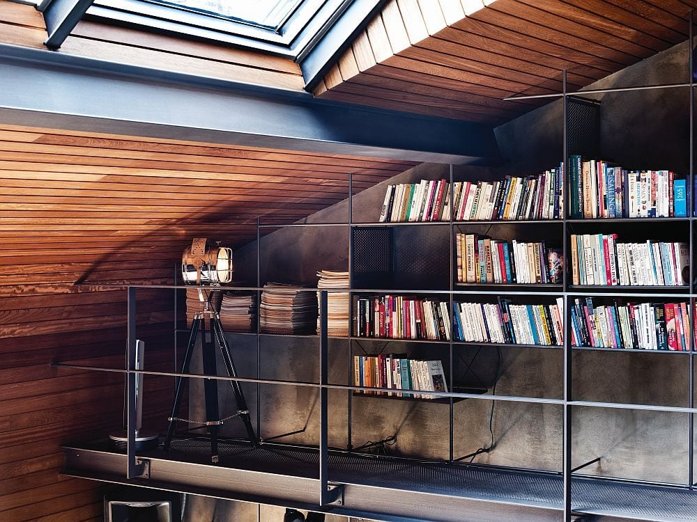 Smart-and-simple-storage-system-doubles-as-home-library-on-the-mezzanine-level