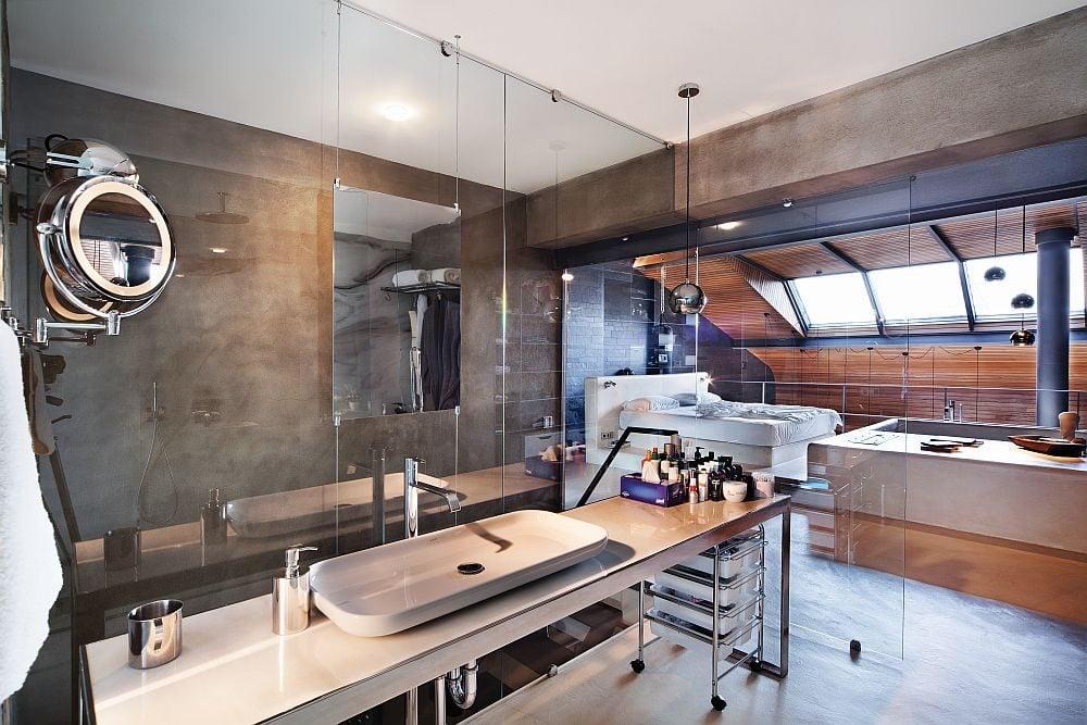bathroom-vanity-design-is-kept-simple-and-sleek