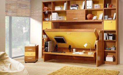 10 mẫu giường gấp tiện lợi cho không gian nhỏ