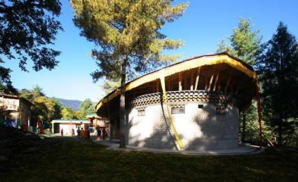 Công trình độc đáo tại Bhutan do KTS Việt thiết kế