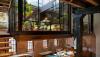 tang lung 3 100x57 Ngắm ngôi nhà với thiết kế vườn cây xanh mát trên tầng lửng qpdesign