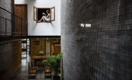 Zen house: Ngôi nhà 57m² phong cách thiền giữa lòng Sài Gòn
