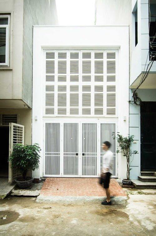 a1 2 1463131958 1200x0 Ngôi nhà chan hòa nắng gió và gần gũi với thiên nhiên tại Hà Nội qpdesign