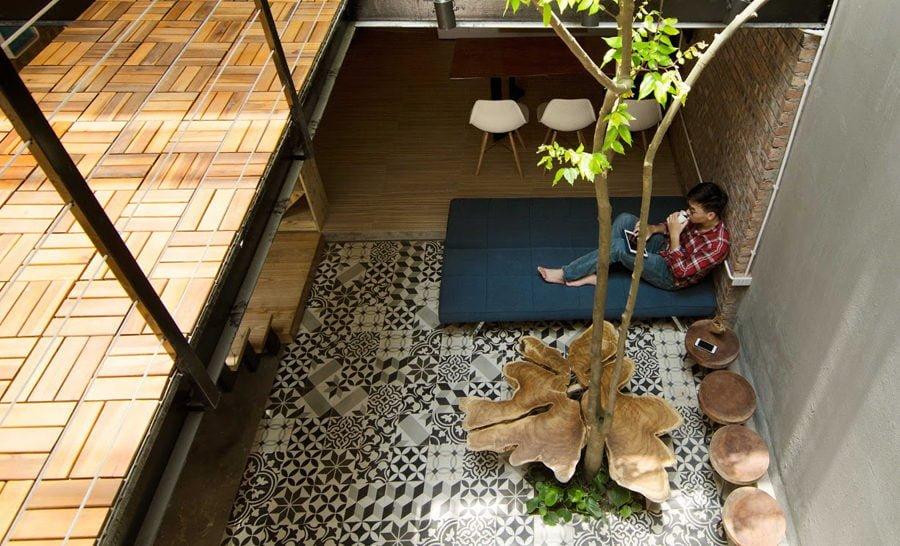 c 1463131959 1200x0 Ngôi nhà chan hòa nắng gió và gần gũi với thiên nhiên tại Hà Nội qpdesign