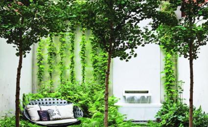 Những mẫu sân vườn lãng mạn đầy mê mẩn
