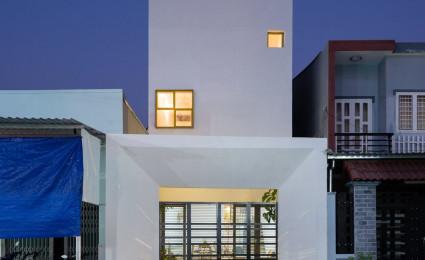 Up2green – Nhà phố tuyệt đẹp với thiết kế ấn tượng tại Bình Dương