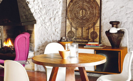 Ngôi nhà nhỏ phong cách Rustic tại Tây Ban Nha