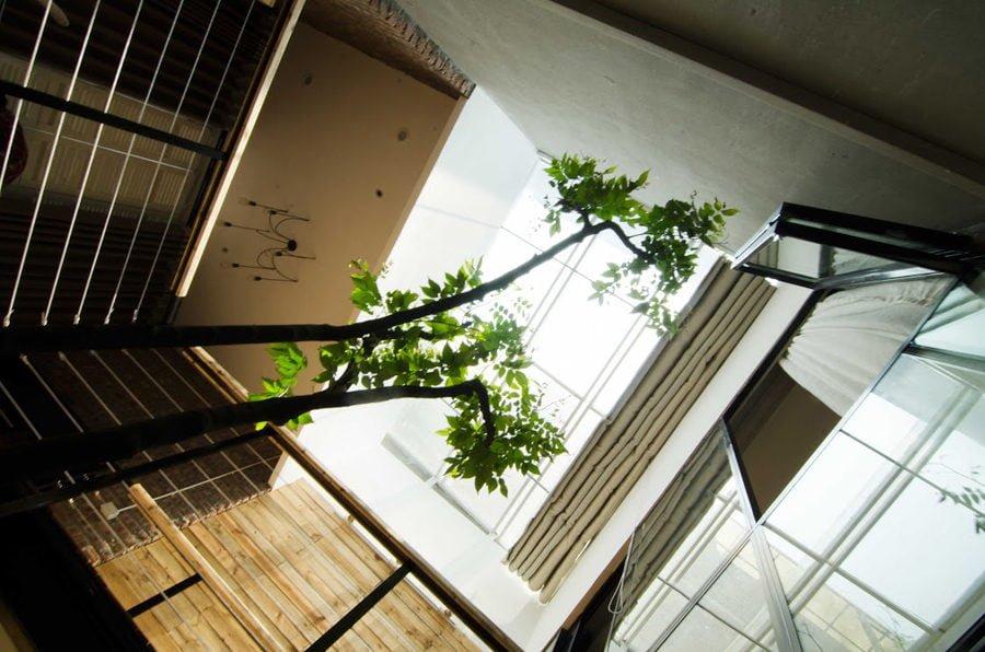 t 5 a 1463131962 1200x0 Ngôi nhà chan hòa nắng gió và gần gũi với thiên nhiên tại Hà Nội qpdesign