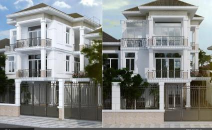 Thiết kế biệt thự  Nam Đô – Phú Mỹ Hưng