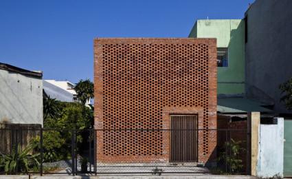 Termitary House – Ngôi nhà có kết cấu như tổ mối tại Đà Nẵng