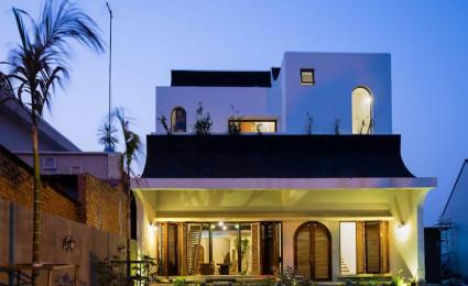 Sự kết hợp hoàn hảo giữa cũ và mới trong căn nhà ở Bình Dương