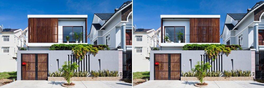 0 2 1470630268 1200x0 Ngôi nhà Sài Gòn có mặt tiền biến đổi theo ý muốn qpdesign