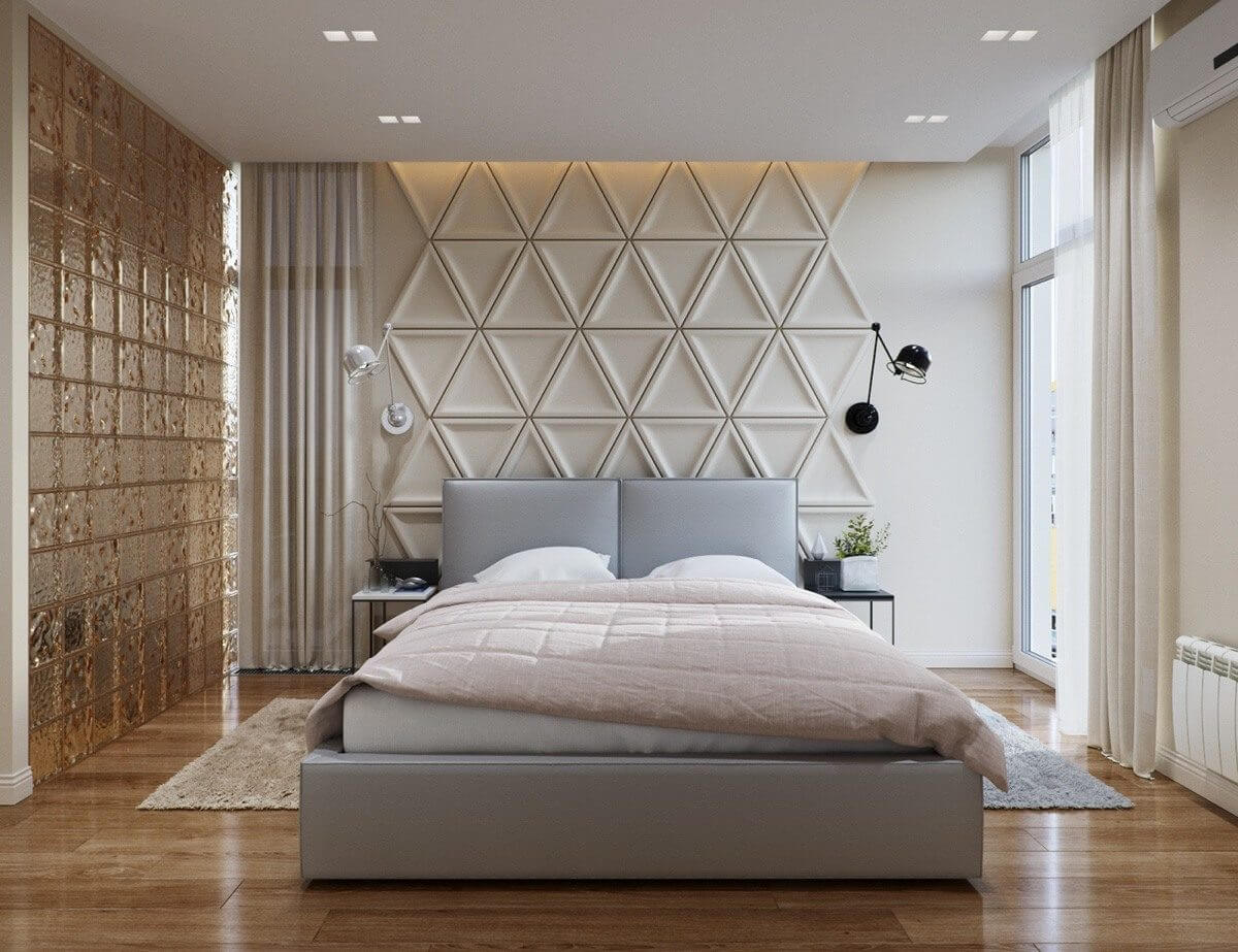 3d-geometric-bedroom-decor