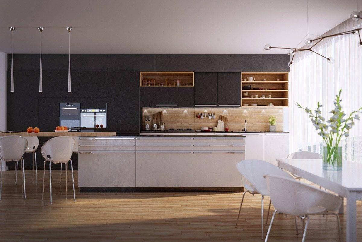 balanced kitchen design inspiration MẪU NHÀ BẾP ĐẸP VỚI PHONG CÁCH HIỆN ĐẠI qpdesign