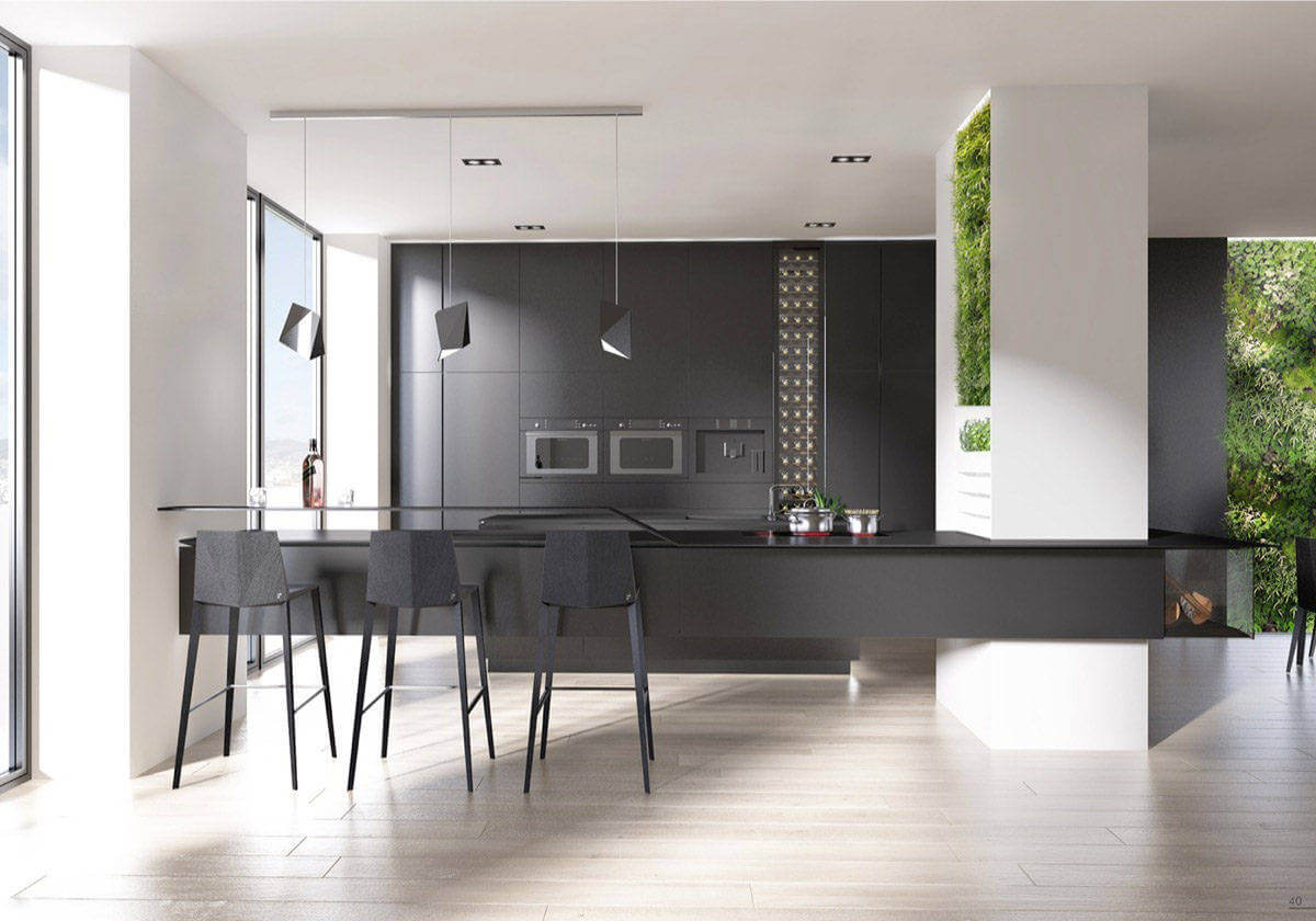 black-on-black-geometric-kitchen