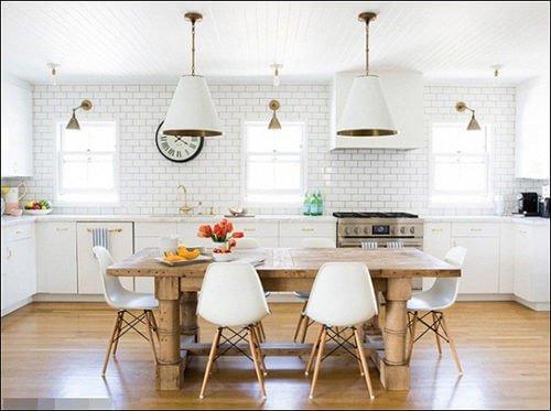 nha bep scandinavian 1 6 cách đơn giản để phòng bếp đẹp đúng chuẩn phong cách Scandinavia qpdesign