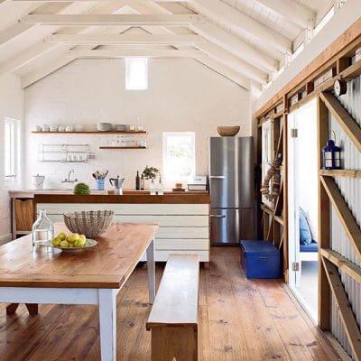 nha bep scandinavian 10 6 cách đơn giản để phòng bếp đẹp đúng chuẩn phong cách Scandinavia qpdesign