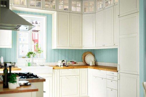 nha bep scandinavian 11 6 cách đơn giản để phòng bếp đẹp đúng chuẩn phong cách Scandinavia qpdesign