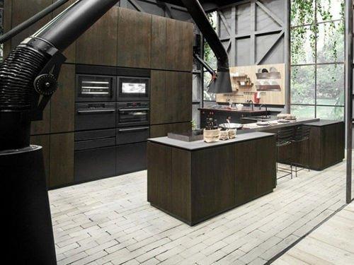 nha bep scandinavian 14 6 cách đơn giản để phòng bếp đẹp đúng chuẩn phong cách Scandinavia qpdesign