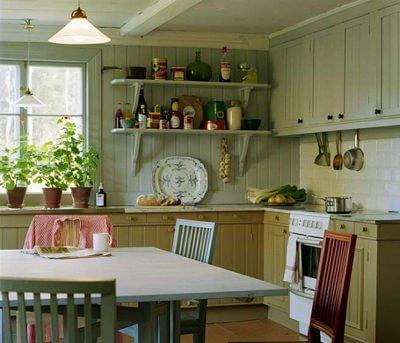 nha bep scandinavian 4 6 cách đơn giản để phòng bếp đẹp đúng chuẩn phong cách Scandinavia qpdesign