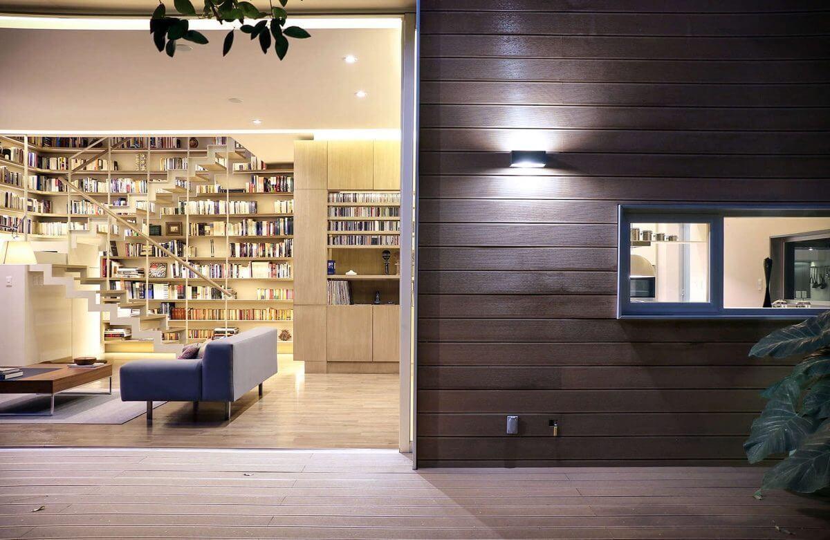 Ngôi nhà trong mơ của mọi mọt sách