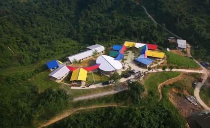 Trường tiểu học Lũng Luông – Bông hoa giữa núi rừng Tây Bắc