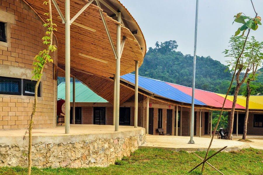 Trường tiểu học Lũng Luông - Bông hoa giữa núi rừng Tây Bắc
