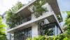 biet thu sai gon 1 100x57 Biệt thự trồng cây mọc xuyên tầng ở Sài Gòn qpdesign