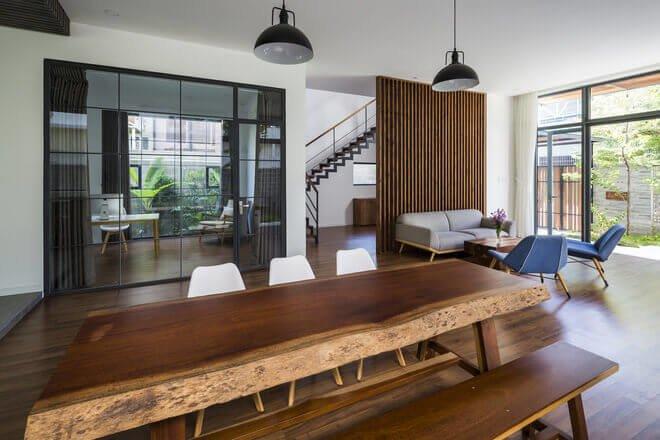 23 1509283088535 Nhà phố 2 tầng lầu đẹp từ ngoài vào trong tại thành phố biển Nha Trang qpdesign