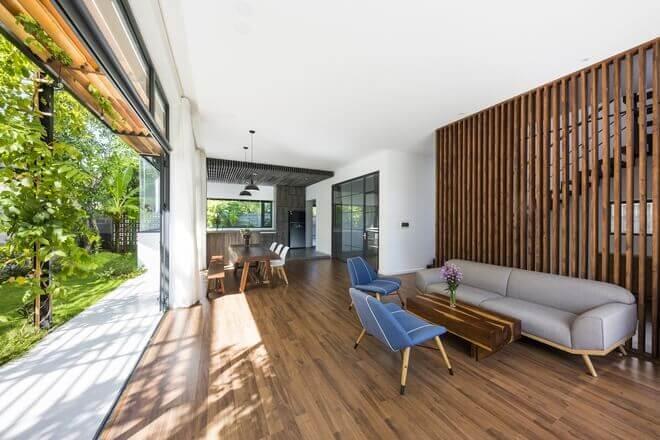 photo 1 1509287420116 Nhà phố 2 tầng lầu đẹp từ ngoài vào trong tại thành phố biển Nha Trang qpdesign