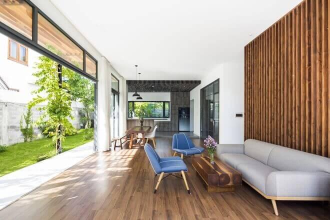 photo 1 1509287423285 Nhà phố 2 tầng lầu đẹp từ ngoài vào trong tại thành phố biển Nha Trang qpdesign