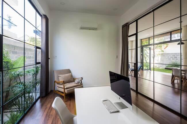 photo 1 1509287992540 Nhà phố 2 tầng lầu đẹp từ ngoài vào trong tại thành phố biển Nha Trang qpdesign