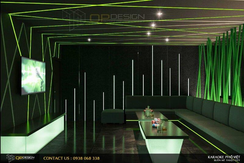 Thiết Kế Karaoke Phố Việt Qpdesign Thiết Kế Thi Cong Hoan Thiện Nội Thất Căn Hộ Nha Phố Biệt Thự Văn Phong
