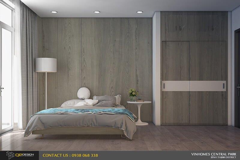Thiết kế nội thất căn hộ chung cư Vinhomes Central Park 14