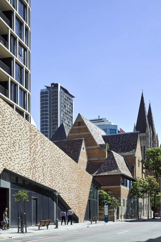 Tháp Dân Cư Năng Động Ở Brisbane