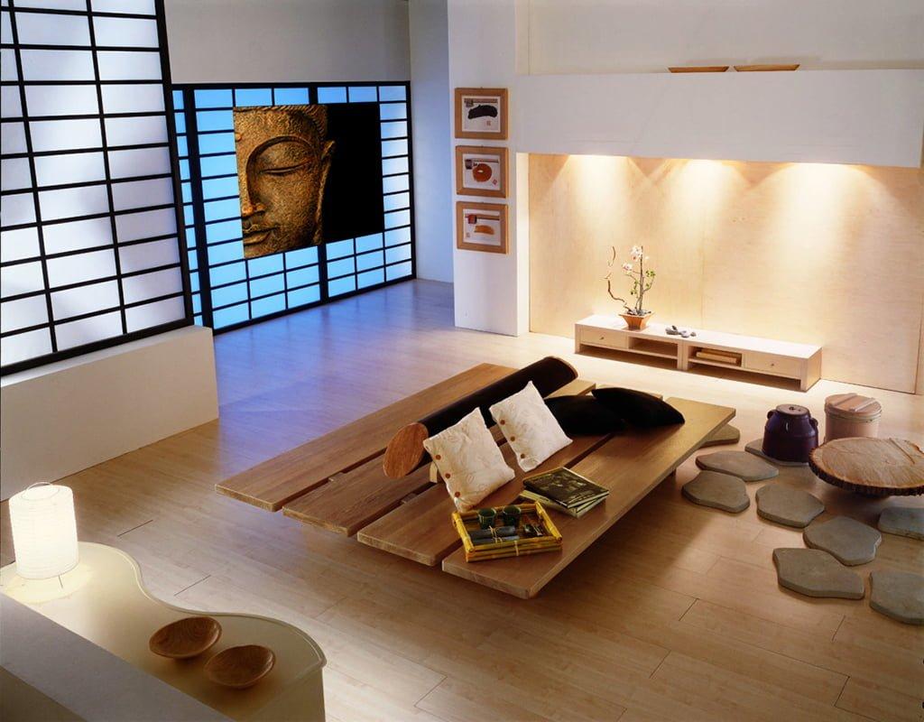 Zen Style – Kiến Trúc Nhật Bản