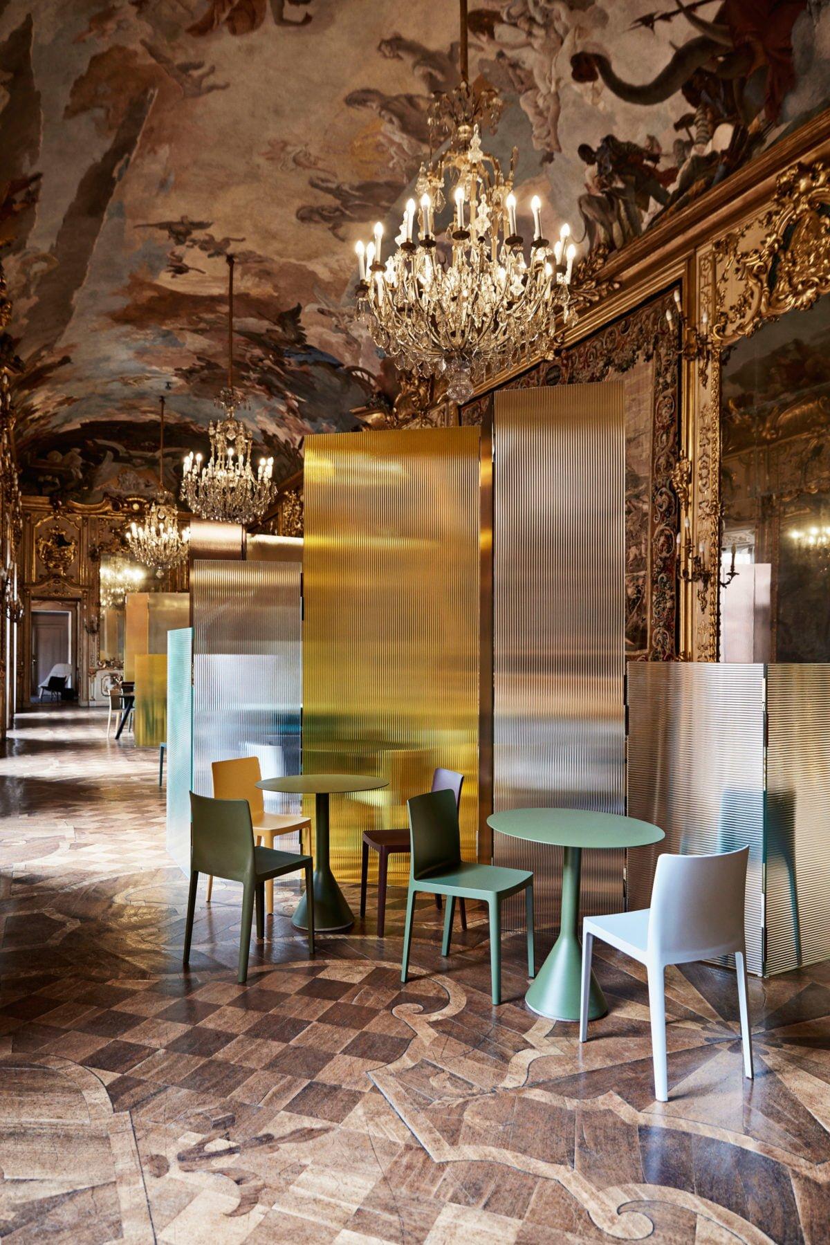Không Gian Sống & Làm Việc Tại Milanese Palazzo 6