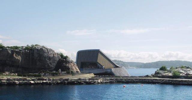 Nhà Hàng Dưới Biển Đầu Tiên Của Châu Âu Tại Na Uy 1