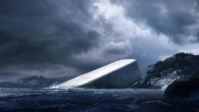 Nhà Hàng Dưới Biển Đầu Tiên Của Châu Âu Tại Na Uy 2
