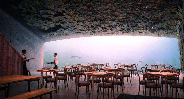 Nhà Hàng Dưới Biển Đầu Tiên Của Châu Âu Tại Na Uy 3