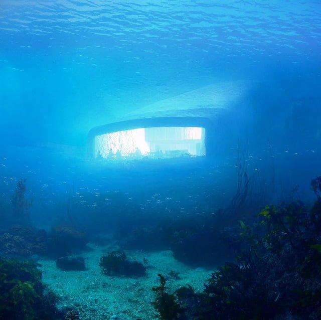 Nhà Hàng Dưới Biển Đầu Tiên Của Châu Âu Tại Na Uy 4