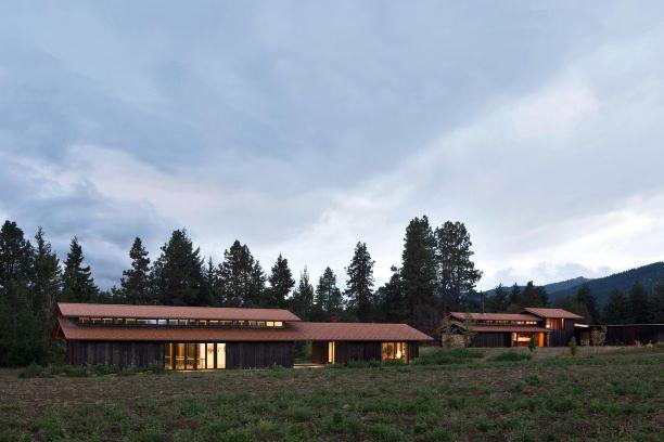 Xứ Sở Riêng Trout Lake Residence của Olson Kundig 5