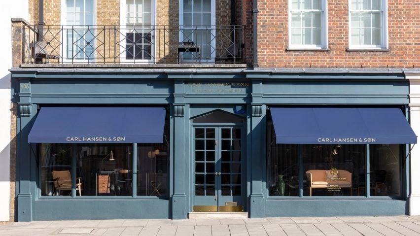 Một Cửa Hàng Tại Pimlico - Luân Đôn