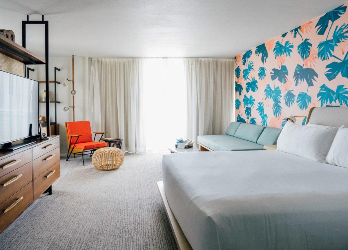 Nội Thất Khách Sạn Laylow - Hawaii 3