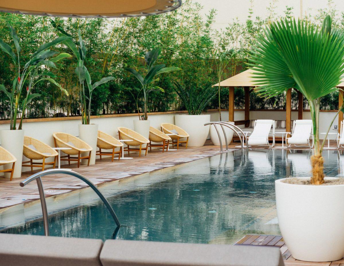 Nội Thất Khách Sạn Laylow - Hawaii 1