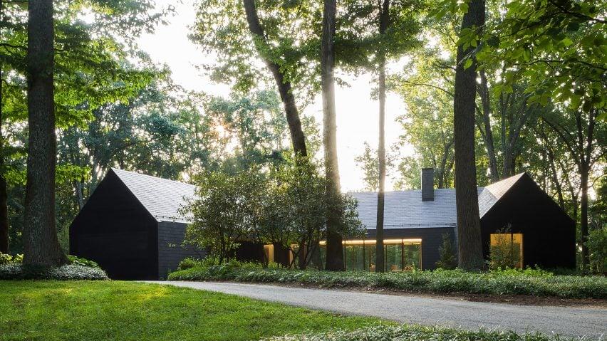 Slate House Của Ziger Snead Thay Thế Ngôi Nhà Maryland Bị Tàn Phá Do Hỏa Hoạn 1