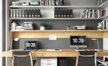 51 ý tưởng thiết kế cho không gian làm việc tại nhà – Ngại gì không thử?