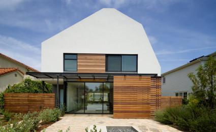 Đột nhập Ngôi Nhà Trong Suốt ở Santa Monica, Hoa Kỳ